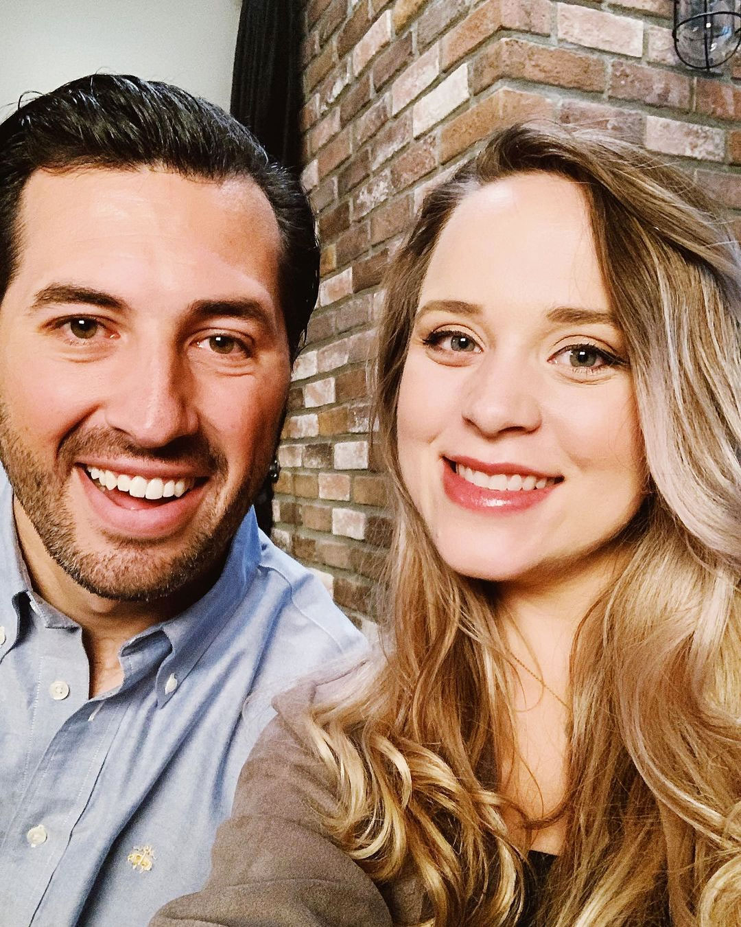 Pregnant Jinger Duggar Glows in Selfie With Husband Jeremy Vuolo Amid Baby Number Two Countdown