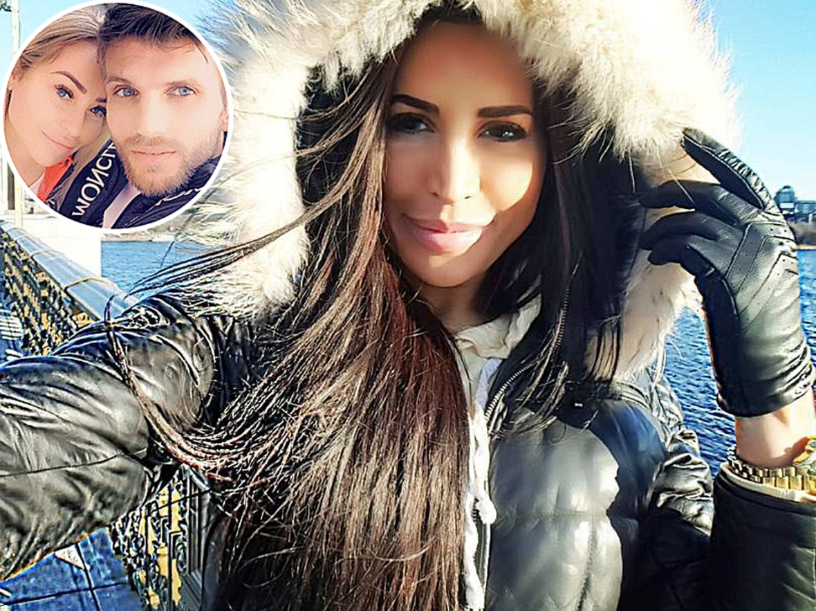 Shanti Zohra Shades 90 Day Fiance Star Stacey Silva Marriage Florian