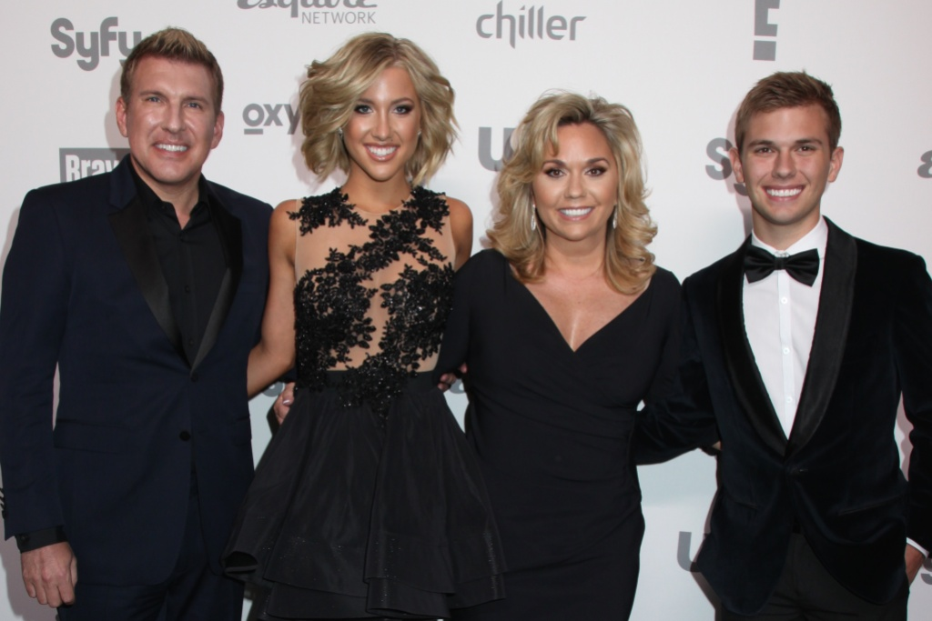 Savannah and Chase Chrisley Tell Dad Todd to Ignore Haters Online: 'Don't Let It Bother You'
