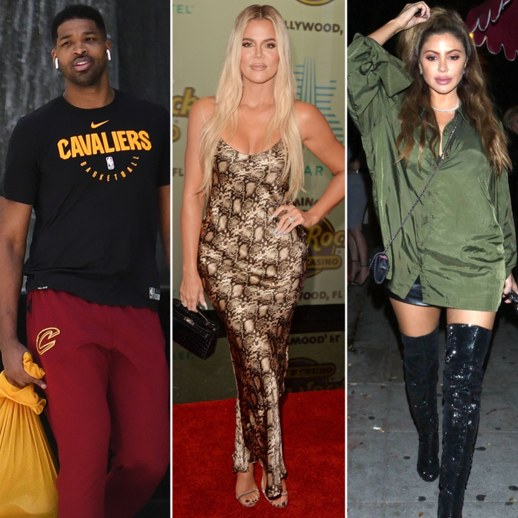 Tristan Thompson Gives Khloe Flowers Amid Larsa Pippen Drama