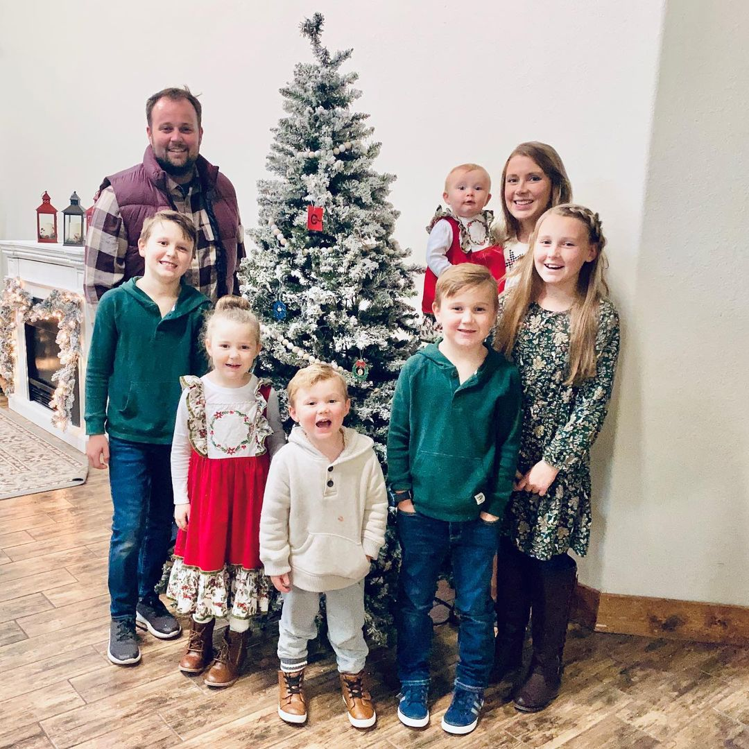 Anna Duggar Teases Pregnancy While Clapping Back Over 6 Kids