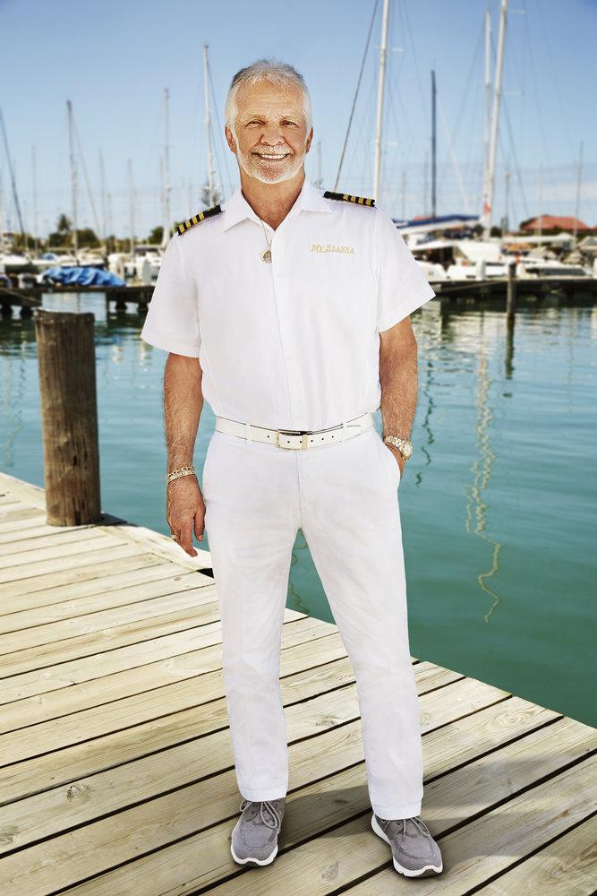 Captain Lee Below Deck
