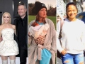gigi hadid blake shelton gwen stefani thanksgiving in touch