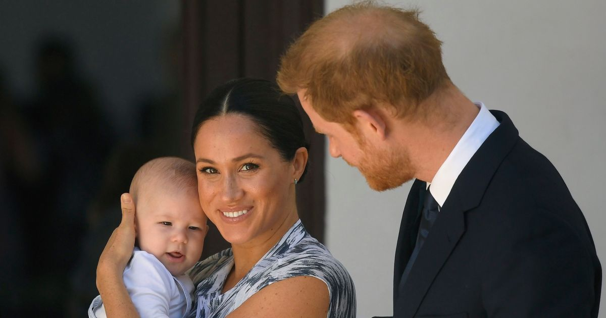 Prince Harry and Meghan Markle Want to Keep Son Archie 'Grounded'