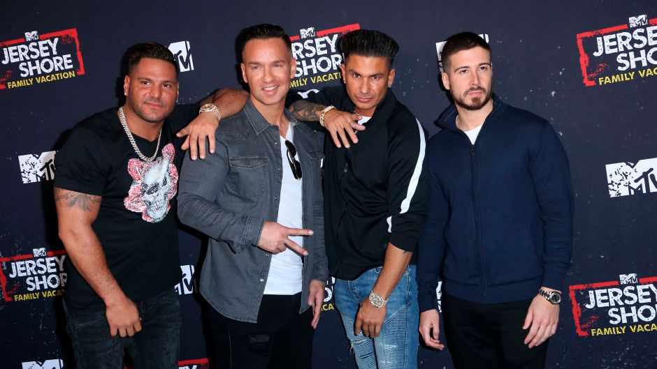 'Jersey Shore' Cast Gushes Over 'Stable Ronnie' Following Jen Split
