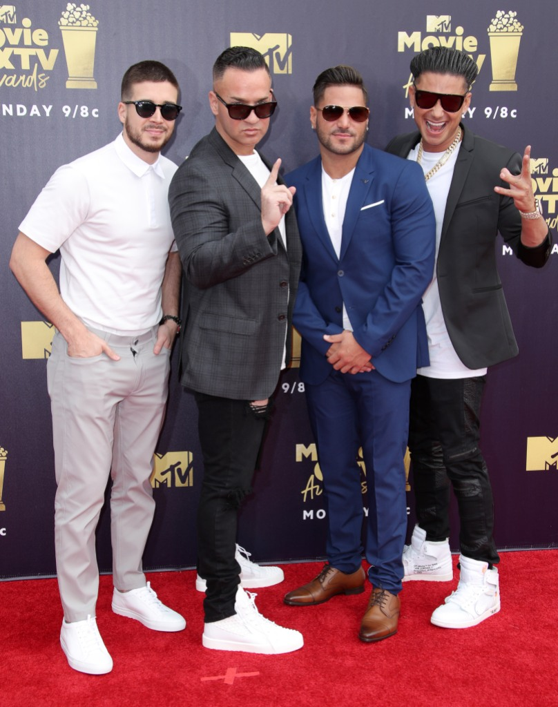 Jersey Shore' Cast Is 'Happy' for Ronnie Ortiz-Magro Following His Split From Jen Harley
