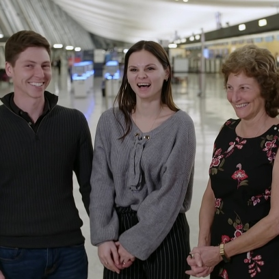 90 Day Fiance's Brandon and Julia Face Off With His Parents Over Wedding Date After Hickey Drama