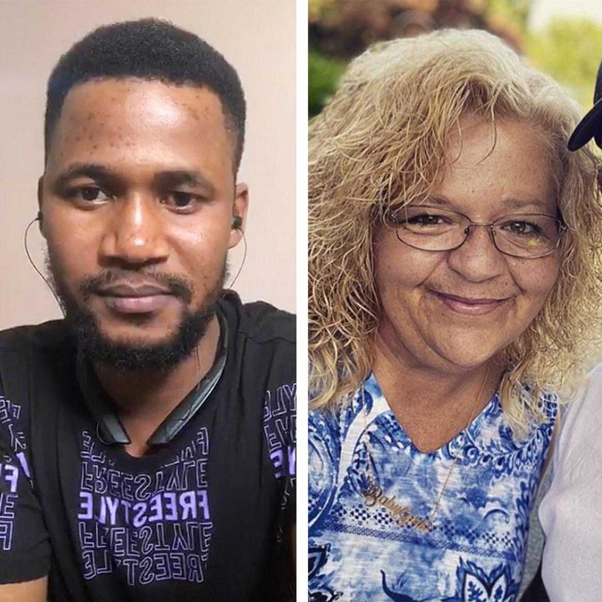90 Day Fiance's Usman SojaBoy Umar Serves Lisa Hamme Divorce Papers