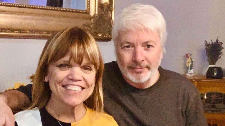 Amy Roloff Goes Wedding Dress Shopping and Hints at Date of Nuptials to Fiance Chris Marek