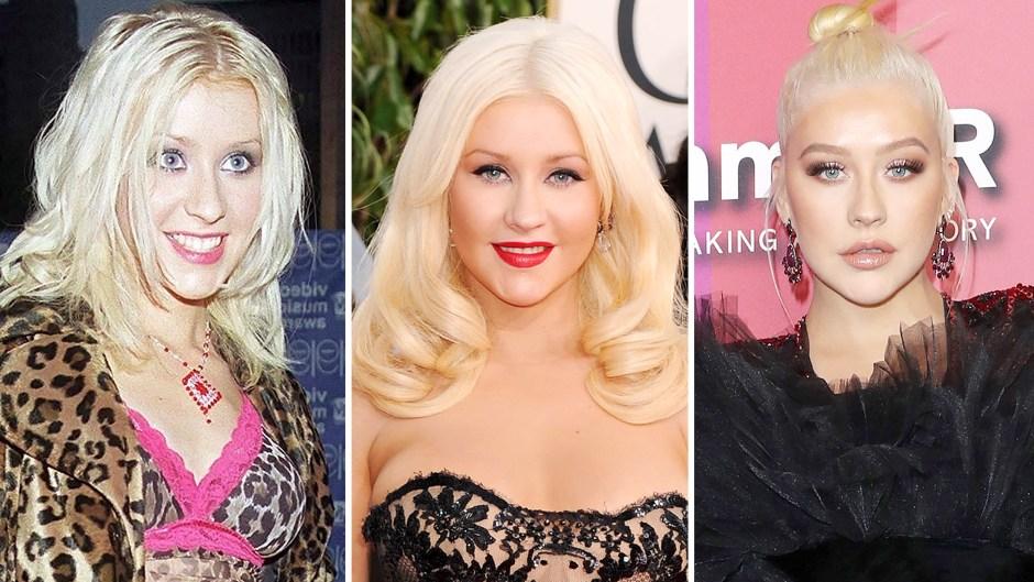 Dirrty XTina Christina Aguilera Dramatic Transformation