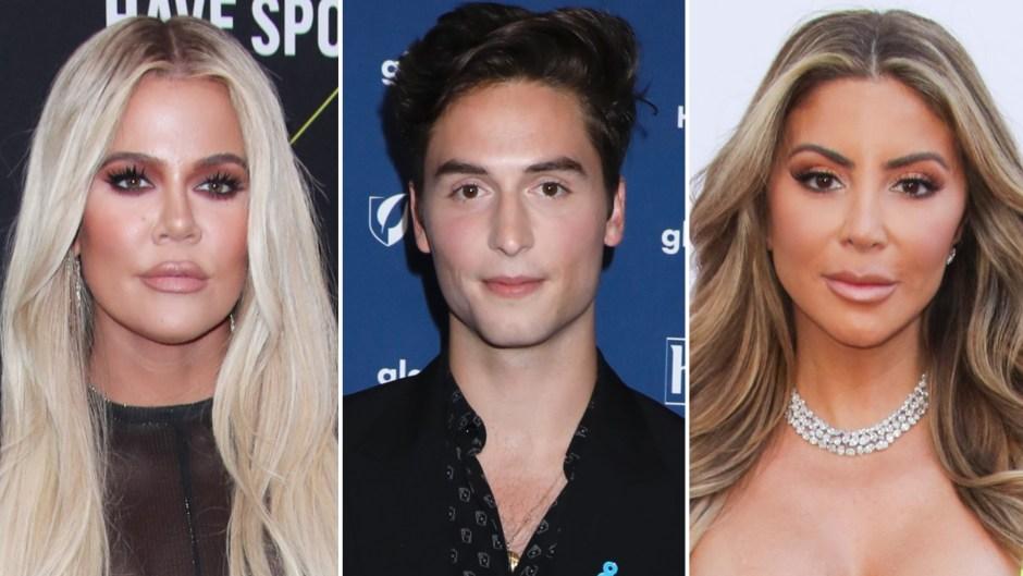 The Kardashians React to Benny Drama Throwing Shade at Larsa Pippen: 'OMG Dying'