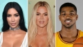 Kim Gives Khloe a Basketball Following Tristan Engagement Rumors