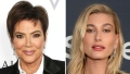 Kris Jenner Supports Hailey Bieber Amid Drama With Selena Gomez Fans