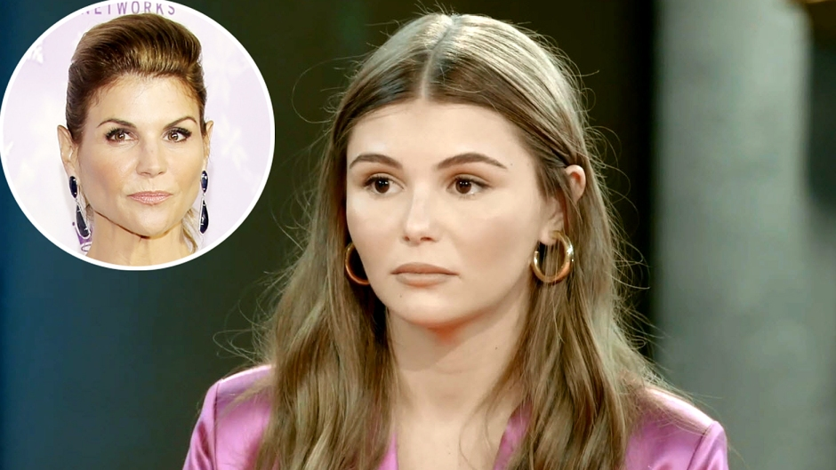 Lori Loughlin Daughter Olivia Jade Speaks Out About College Scandal and Mom Prison Time First Interview