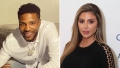 Malik Beasley Asked Out Larsa Pippen Before Date Photos
