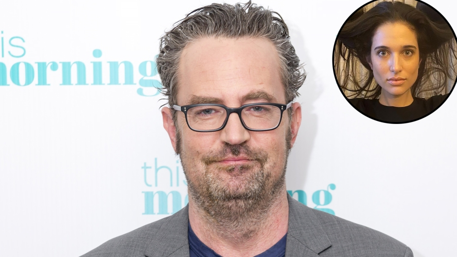Matthew Perry Shares New Photo of Fiancee Molly Hurwitz Rocking a T-Shirt From His Merch Collection
