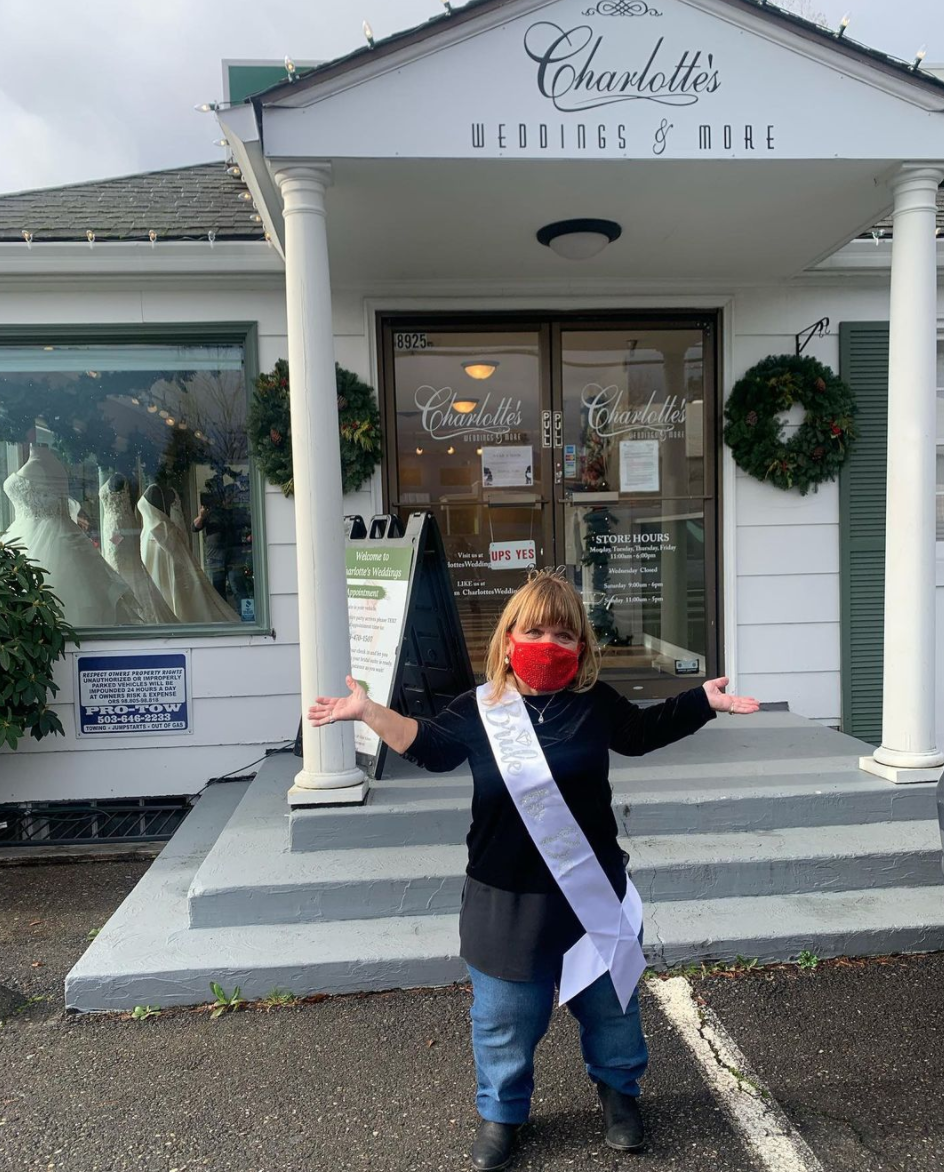 Amy Roloff Wedding Dress Shopping