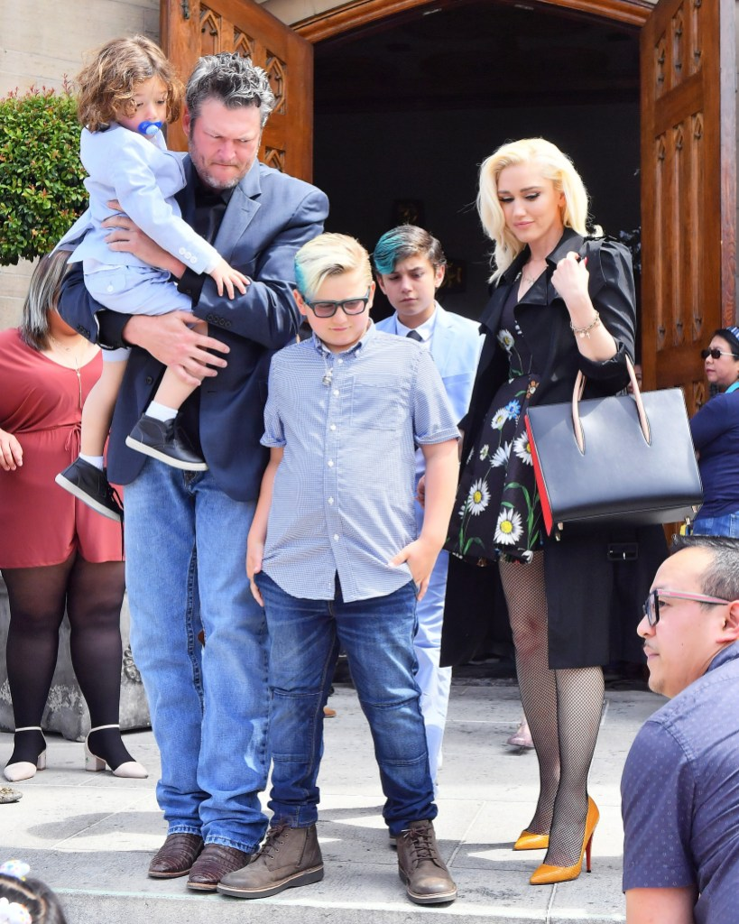 Who Are Gwen Stefani's Kids