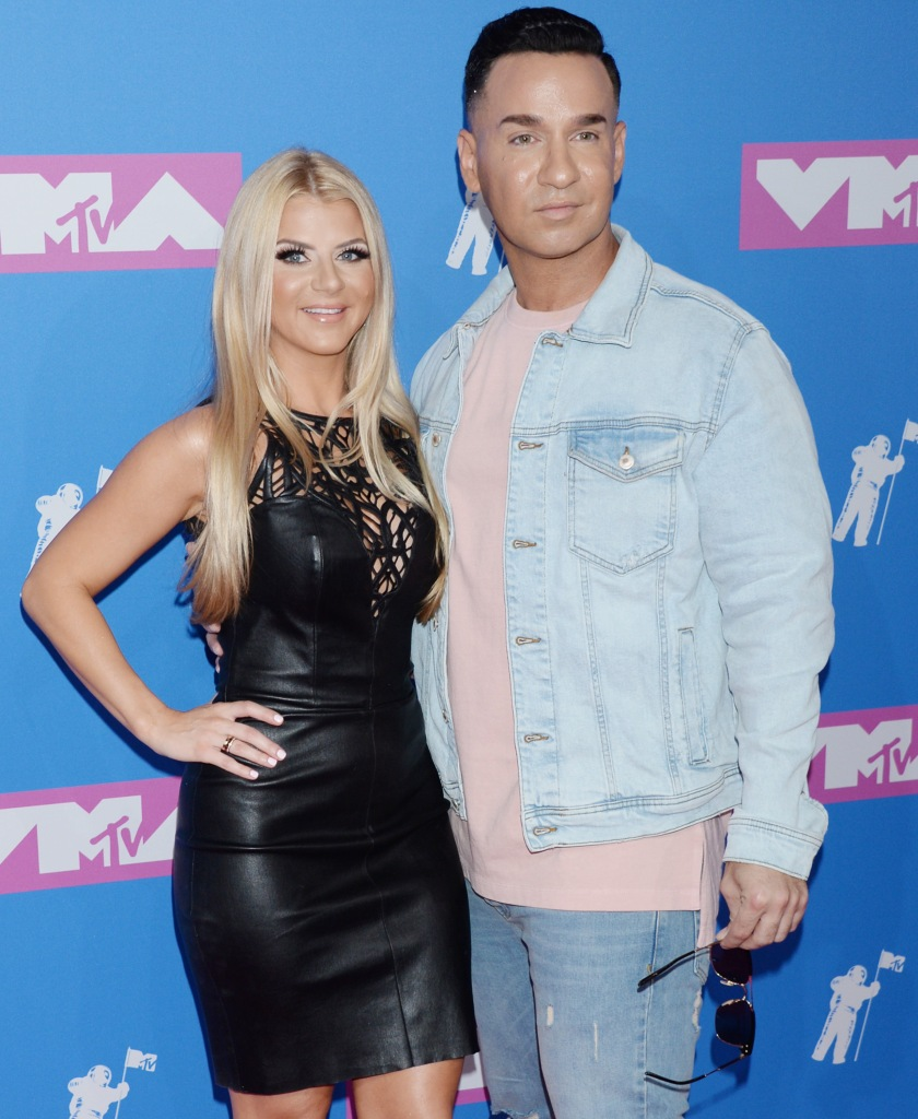 Who Is Mike Sorrentino's Wife