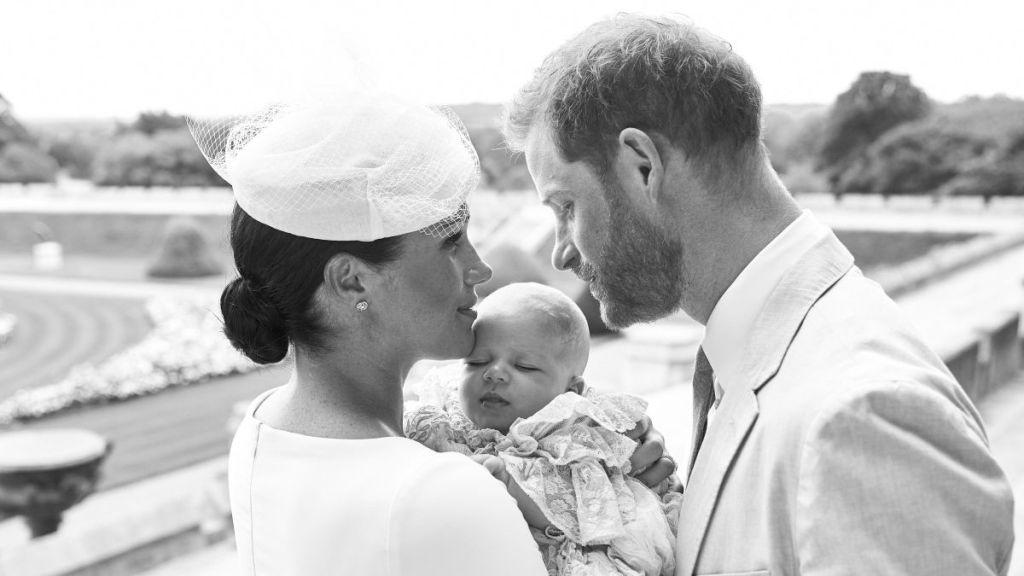 Royal Baby Archie Mountbatten-Windsor Christening, Windsor, UK - 06 Jul 2019
