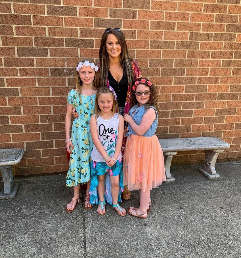 teen mom 2 leah messer daughters separate school covid