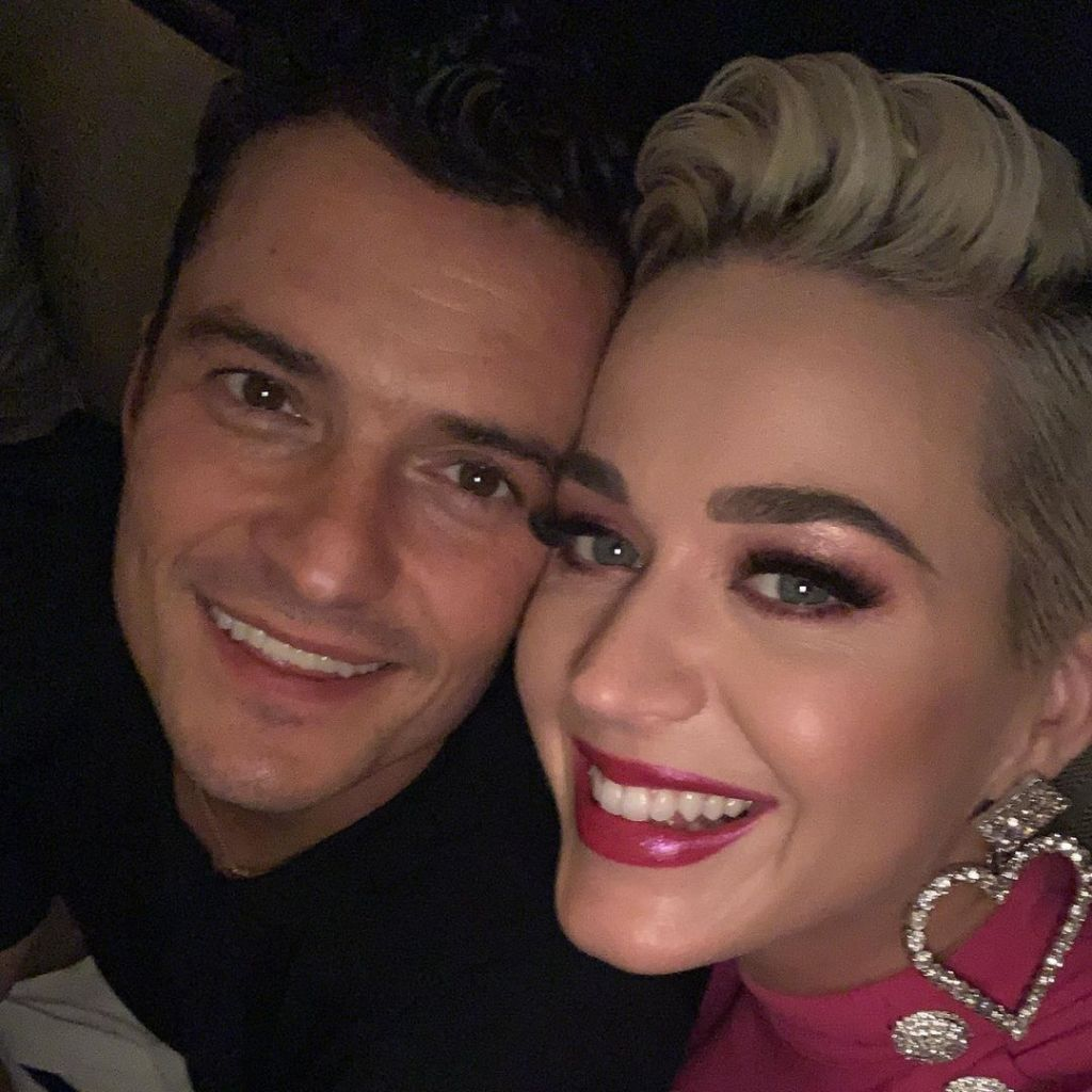 Katy Perry Posts Loved-Up Photos With Orlando Bloom for Birthday 6