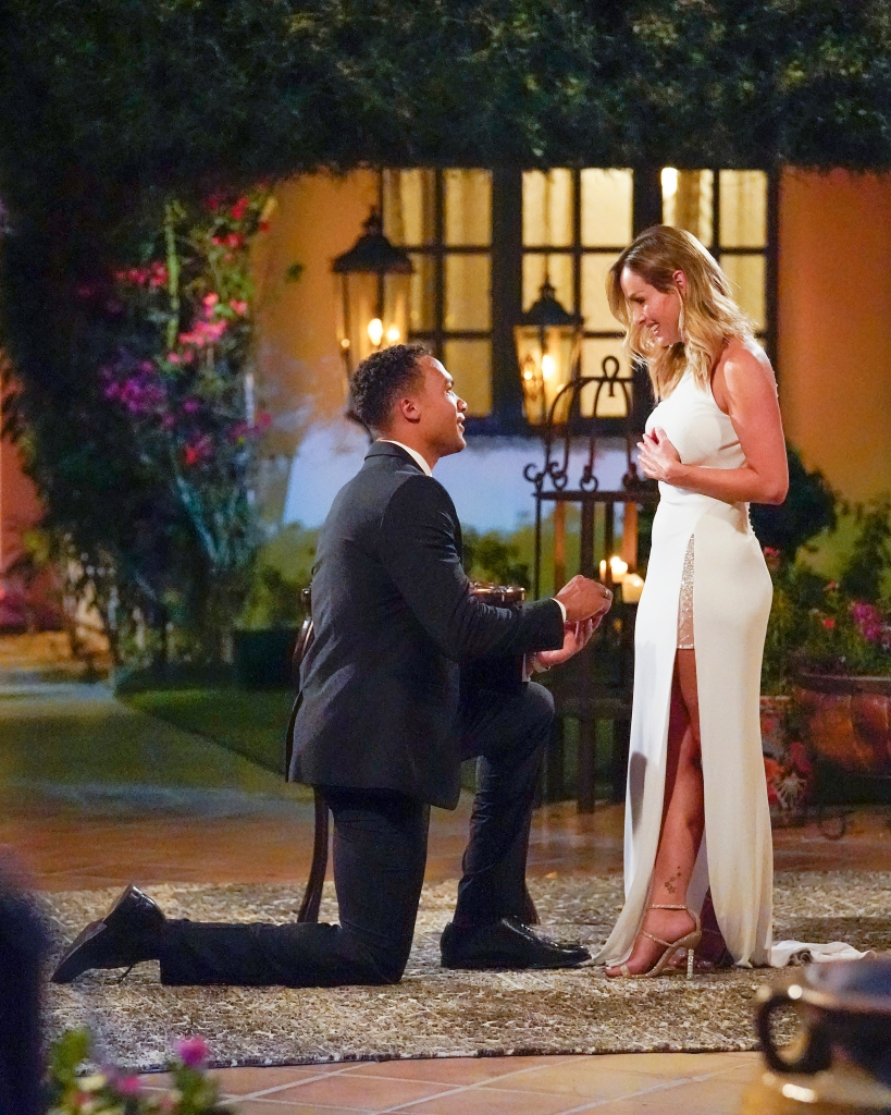 Will Dale Moss Be the Bachelor? Clare Crawley's Ex Reacts