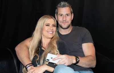 Ant Anstead Reacts to Ex Christina's Instagram Name Change
