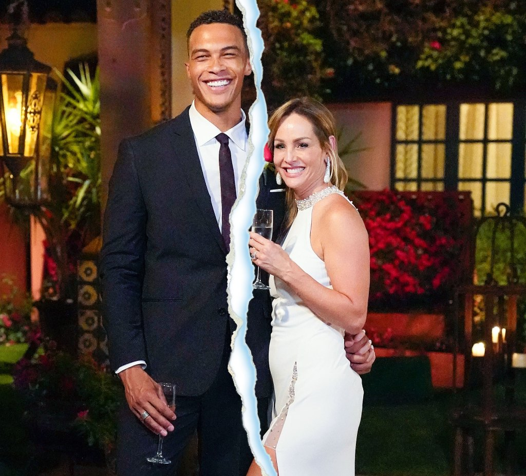 Bachelorette Couple Clare Crawley and Dale Moss Taking a Break After TV Engagement