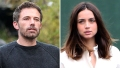 Ben Affleck GF Ana de Armas Rocks The Dynamics Changed