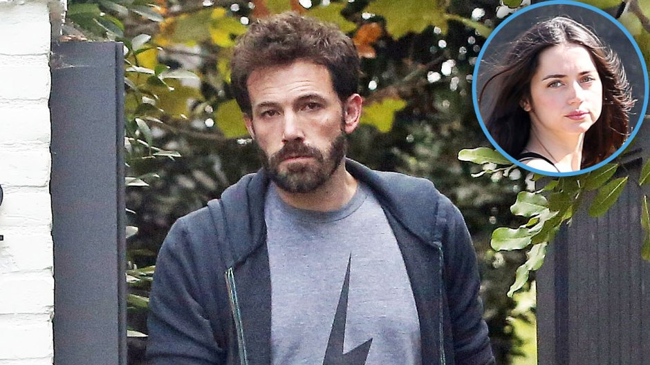 Ben Affleck Steps Out for the First Time After Split From Girlfriend Ana de Armas