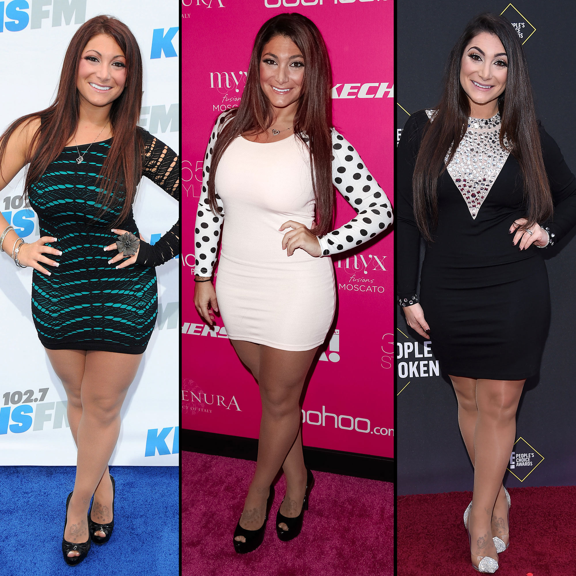 Deena Cortese's Transformation: 'Jersey Shore' Star Then and Now