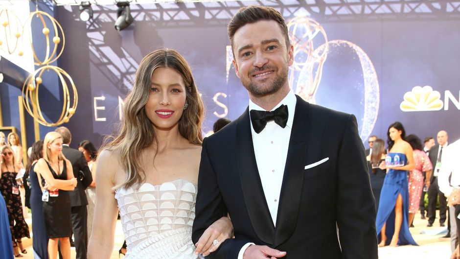 Justin Timberlake Says 2nd Son's Name Is Phineas on 'Ellen'