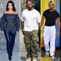 Kim Kardashian Shades Kanye West Amid Chance the Rapper Drama