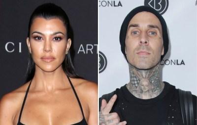 Kourtney Kardashian and Travis Barker Have 'Easy' Relationship