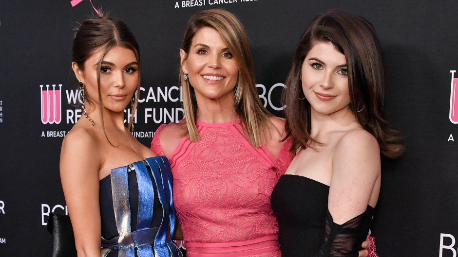 Lori Loughlin Fixing Relationship With Daughters Post-Prison