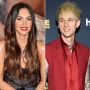 Megan Fox Machine Gun Kelly Spark Engagement Rumors After She Spotted Wearing Ring