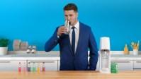 Michael Buble soda stream