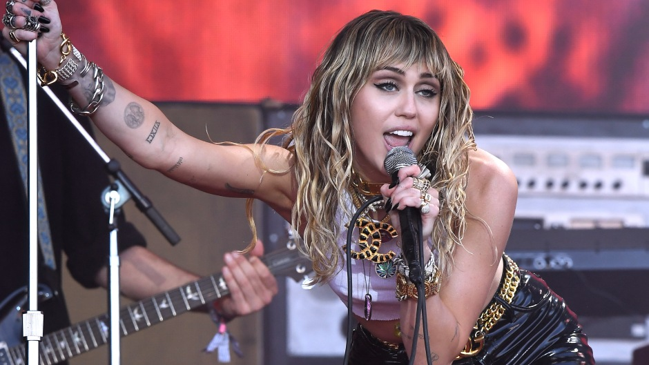Miley Cyrus Says She Uses Sex Toys to Decorate Her Home