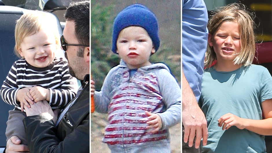Samuel Affleck_ See Photos of Ben Affleck and Jennifer Garner's Son