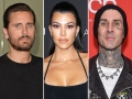 Scott Disick 'Can't Help Feeling Slightly Jealous' of Kourtney Kardashian and Travis Barker Dating
