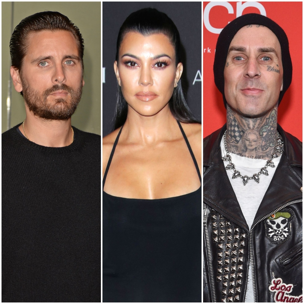 Scott Disick 'Can't Help Feeling Slightly Jealous' of Kourtney Kardashian and Travis Barker Dating