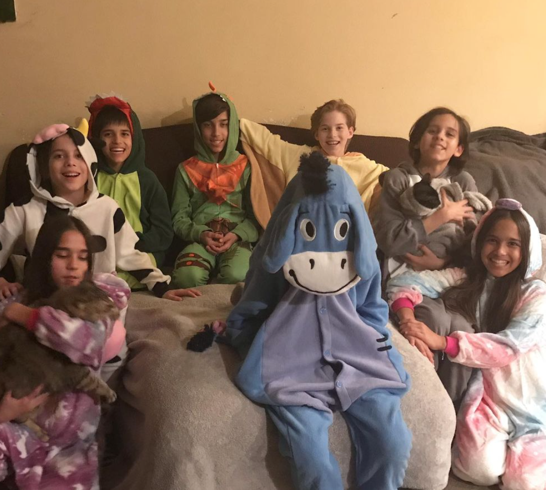 Nadya Suleman Shares Sweet Tribute to Octuplets on Their 12th Birthday