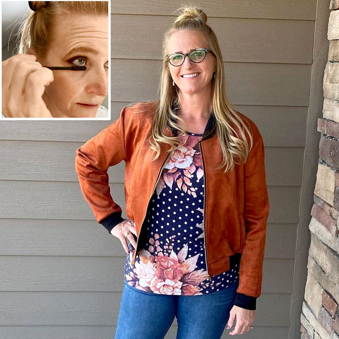Sister Wives Star Christine Brown Shows Off Makeup Routine Ahead Season 15 Premiere