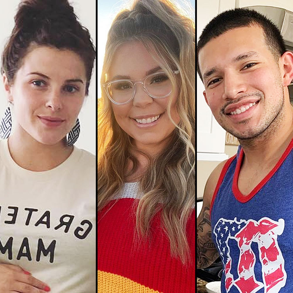 Teen Mom 2 Lauren Comeau Accuses Kailyn Lowry of Cheating With Javi Marroquin