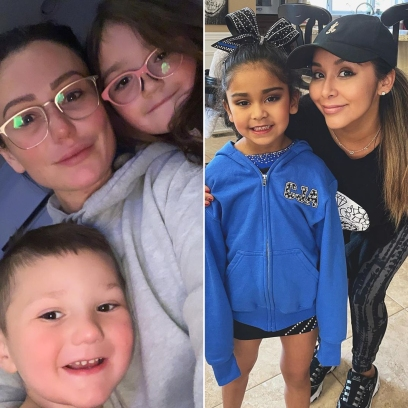 Babies Are Here! The 'Jersey Shore' Kids Are Too Cute: See Photos of Your Favorite OG's Mini-Mes