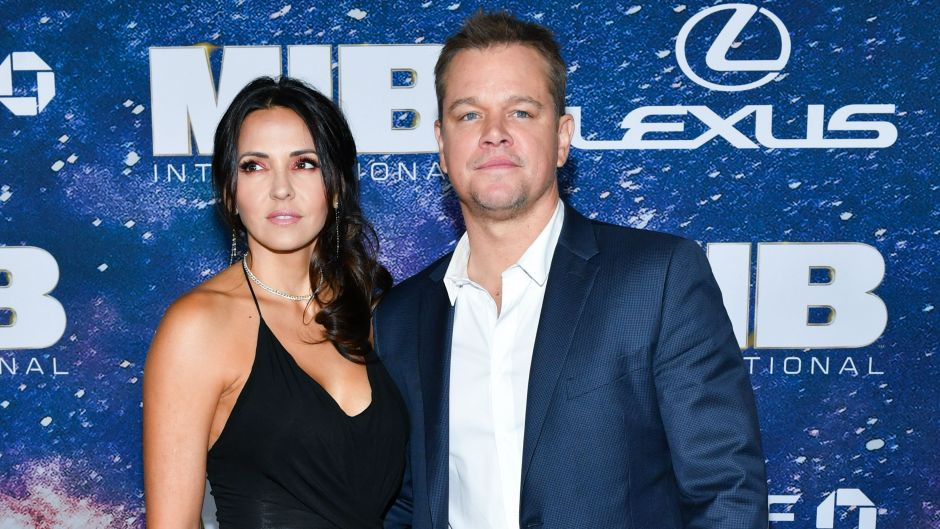 Who Is Matt Damon's Wife Luciana Barroso? Meet His Spouse