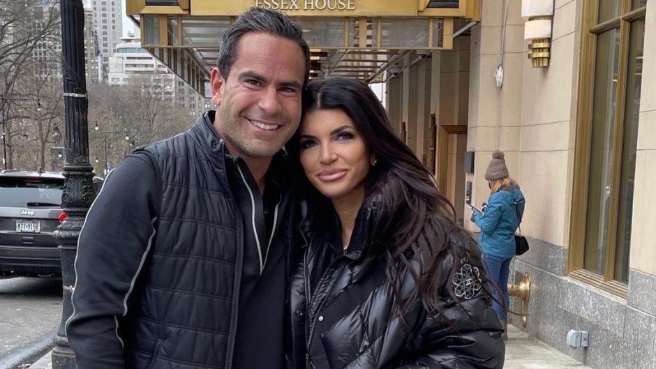 Who Is Teresa Giudice's Boyfriend? Get to Know Louie Ruelas