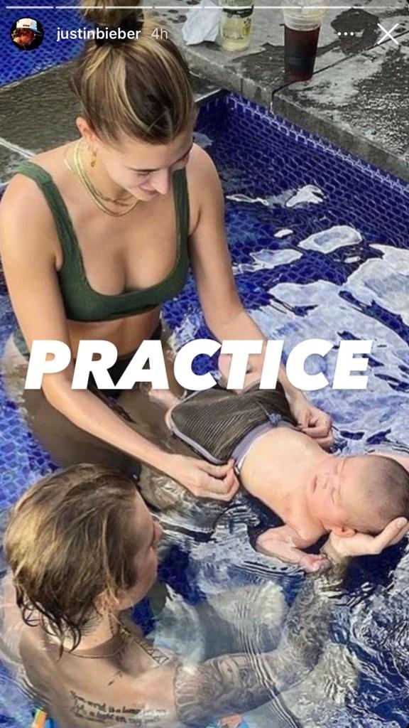 justin-bieber-hailey-baldwin-baby-practice