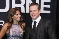 Who Is Matt Damon's Wife Luciana Barroso?